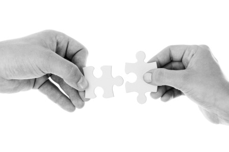 Connect Cooperation Hands Connection Holding